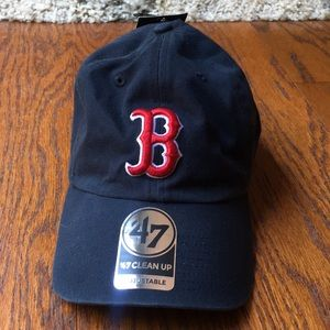 New Boston Red Sox baseball hat